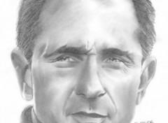 Fonds d'écran Art - Crayon Thierry Lhermitte