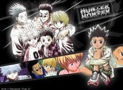 Fonds d'écran Manga hunter