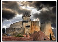 Fonds d'écran Voyages : Europe Château de Castelnaud