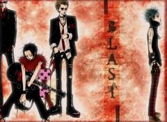 Fonds d'écran Manga BLAST