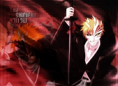 Fonds d'écran Manga Ichigo, The Shinigami Hollow