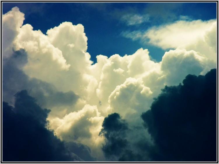 Fonds d'écran Nature Ciel - Nuages L'orage gronde