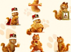Wallpapers Movies gARFIELD 2