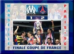 Wallpapers Sports - Leisures Vainqueur Coupe de France 2006