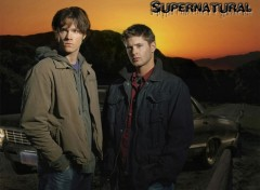 Fonds d'écran Séries TV Supernatural brother