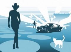 Fonds d'écran Voitures Ford Mustang