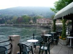 Fonds d'écran Voyages : Europe lac majeur
