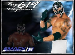 Wallpapers Sports - Leisures rey mysterio