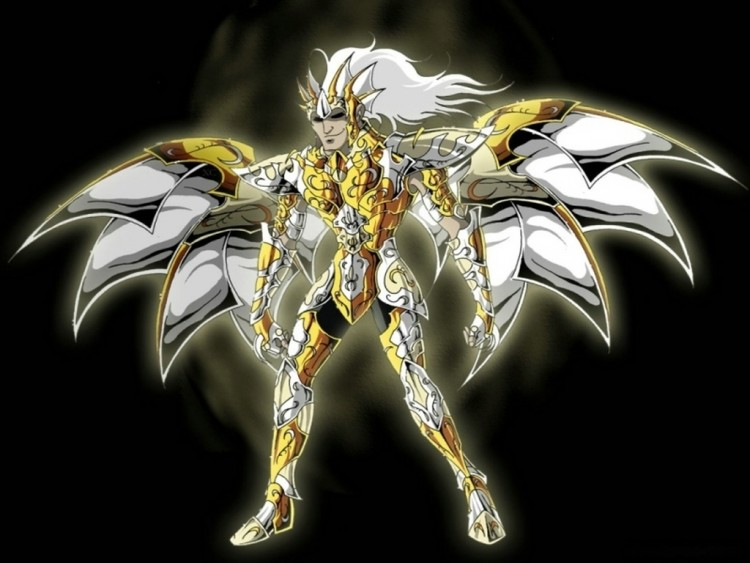 Wallpapers Manga Saint Seiya ichi
