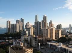 Fonds d'écran Voyages : Amérique du nord Panama City, Paitilla