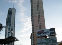 Fonds d'écran Voyages : Amérique du nord Panama City, Calle Balboa