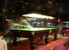 Wallpapers Sports - Leisures Billard au Wilton's Club