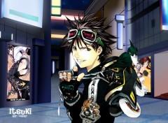 Fonds d'écran Manga Ikki