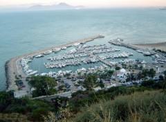 Wallpapers Trips : Africa Port de Plaisance Sidi Bou Saïd
