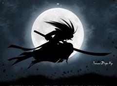 Fonds d'écran Manga Kyo - Demon Awakens