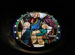 Fonds d'écran Constructions et architecture Vitrail - église de St Sauves