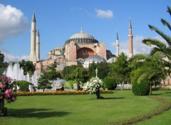 Wallpapers Trips : Asia Hagia Sophia