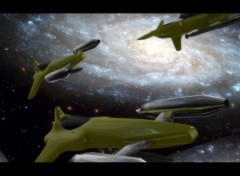 Wallpapers Fantasy and Science Fiction starship battalion