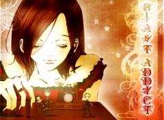 Fonds d'écran Manga Blast Addict