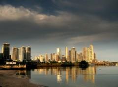 Fonds d'écran Voyages : Amérique du nord Ciudad de Panamá
