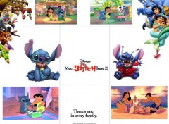 Wallpapers Cartoons Lilo et Stitch