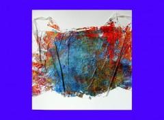 Fonds d'écran Art - Peinture empreinte
