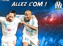 Wallpapers Sports - Leisures Maoulida et Ribery