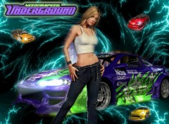 Wallpapers Video Games nfsu