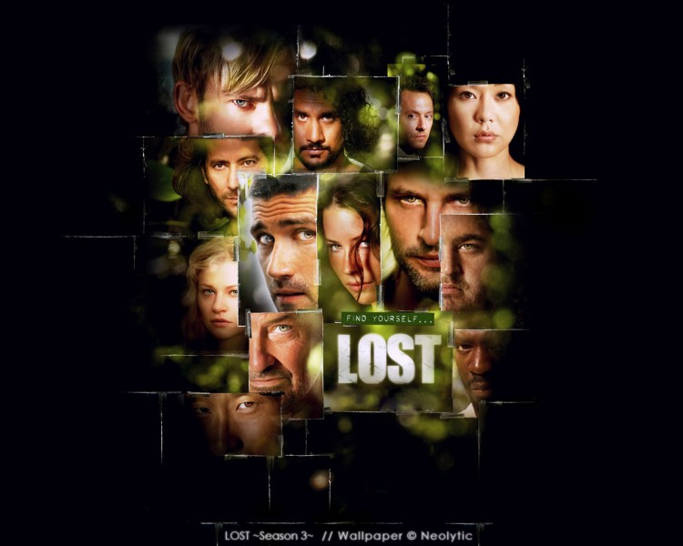 Fonds d'écran Séries TV Lost, les Disparus Season 3