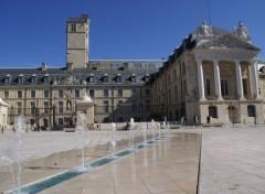 Fonds d'écran Voyages : Europe Dijon, son hotel de ville