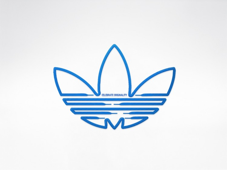 Wallpapers Brands - Advertising Adidas Wallpaper N°150540