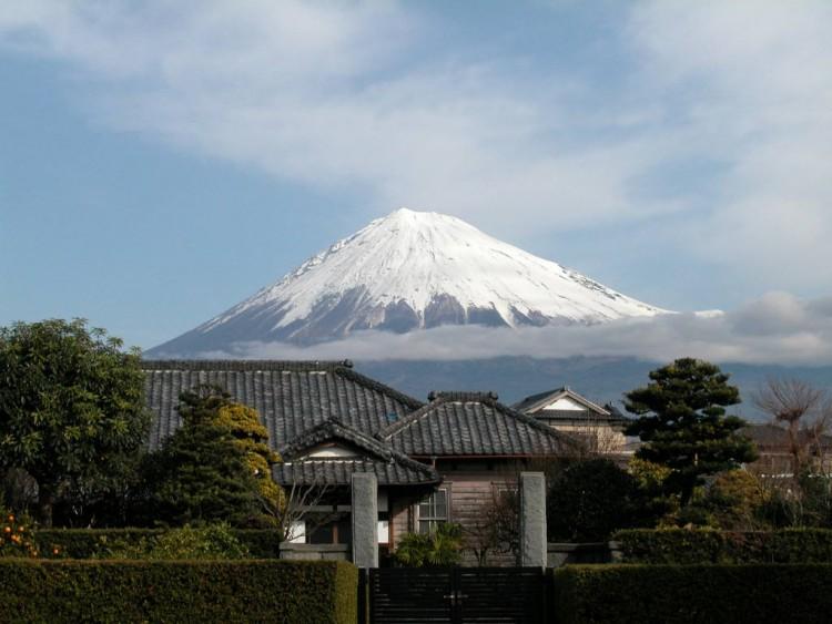 Fonds d'écran Voyages : Asie Japon Mont Fujiyama