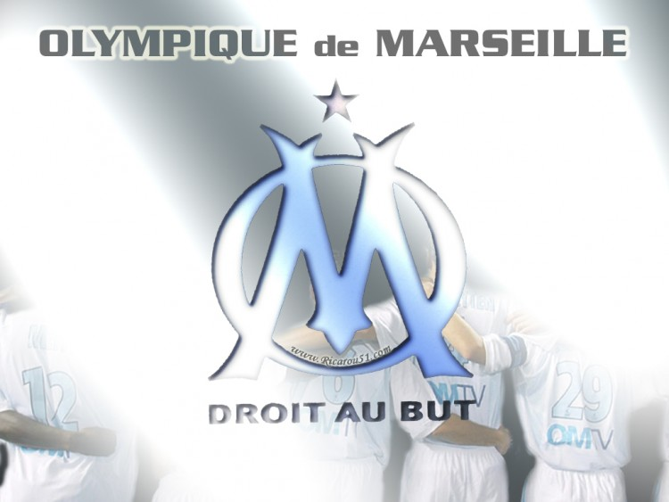 Wallpapers Sports - Leisures Football - OM Wallpaper N°150631