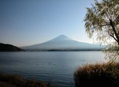 Fonds d'écran Voyages : Asie Mont Fujiyama