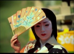 Fonds d'écran Voyages : Asie Geisha