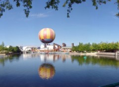 Wallpapers Constructions and architecture Panoramique Disney Village