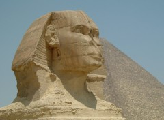 Wallpapers Trips : Africa Le sphinx