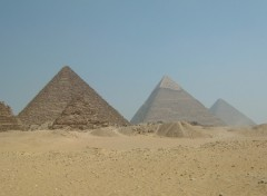 Wallpapers Trips : Africa Les pyramides