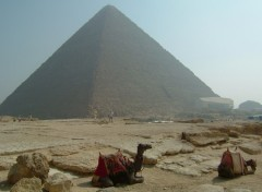 Wallpapers Trips : Africa Pyramide