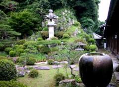 Fonds d'écran Voyages : Asie jardin zen Sojiro