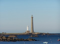 Wallpapers Constructions and architecture Phare de l'Ile Vierge