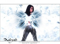 Wallpapers Celebrities Women aaliyah