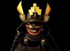 Fonds d'écran Voyages : Asie armure samurai