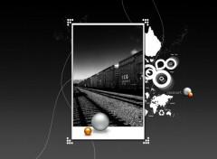 Wallpapers Digital Art Locomotion