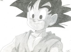 Wallpapers Art - Pencil GokuArt