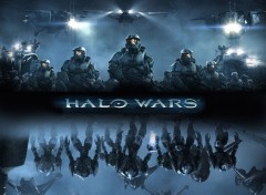 Wallpapers Video Games Halo wars sur 360