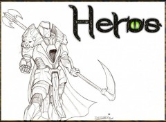 Wallpapers Art - Pencil Heros