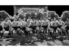 Fonds d'écran Sports - Loisirs The Haka by the All Blacks