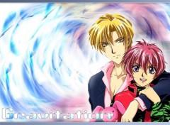 Fonds d'écran Manga Gravitation 04