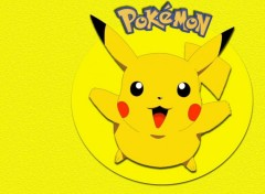 Fonds d'écran Manga Pikachu
